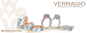 Click to shop Verragio - Unlike any other ring. Vintage, modern elegance in an engagement ring.