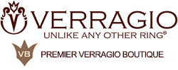 VERRAGIO Logo - Michigans best Verragio boutique jewelry store