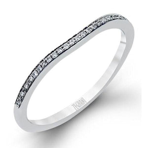 ZEGHANI - ZR226 (Band), Wedding Band, ZEGHANI - Birmingham Jewelry