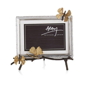 Michael Aram - Butterfly Ginkgo Easel Frame, Home Decor, Michael Aram - Birmingham Jewelry