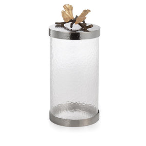 Michael Aram - Butterfly Ginkgo Canister Large, Home Decor, Michael Aram - Birmingham Jewelry