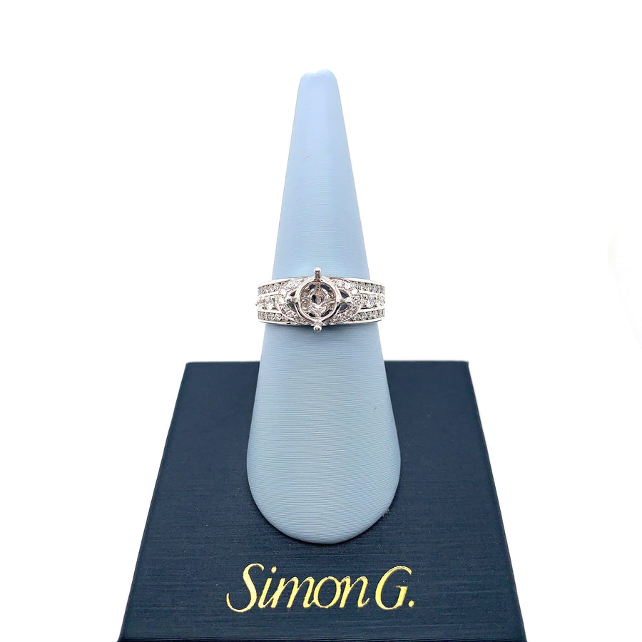 Simon G Simon G - DR160 Engagement Ring - Birmingham Jewelry