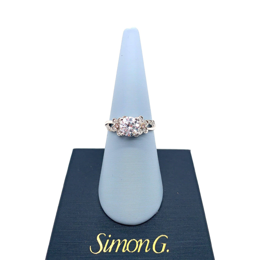 Simon G Simon G - MR2615 Engagement Ring - Birmingham Jewelry