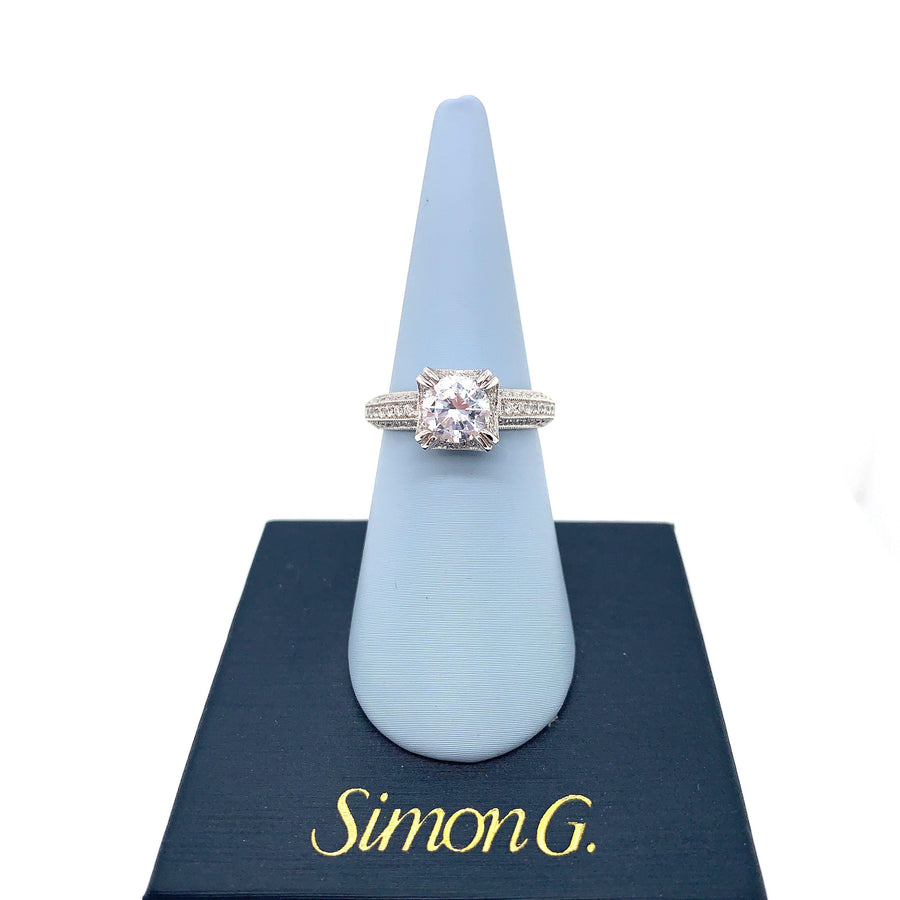Simon G Simon G - NR155 Engagement Ring Engagement Ring - Birmingham Jewelry