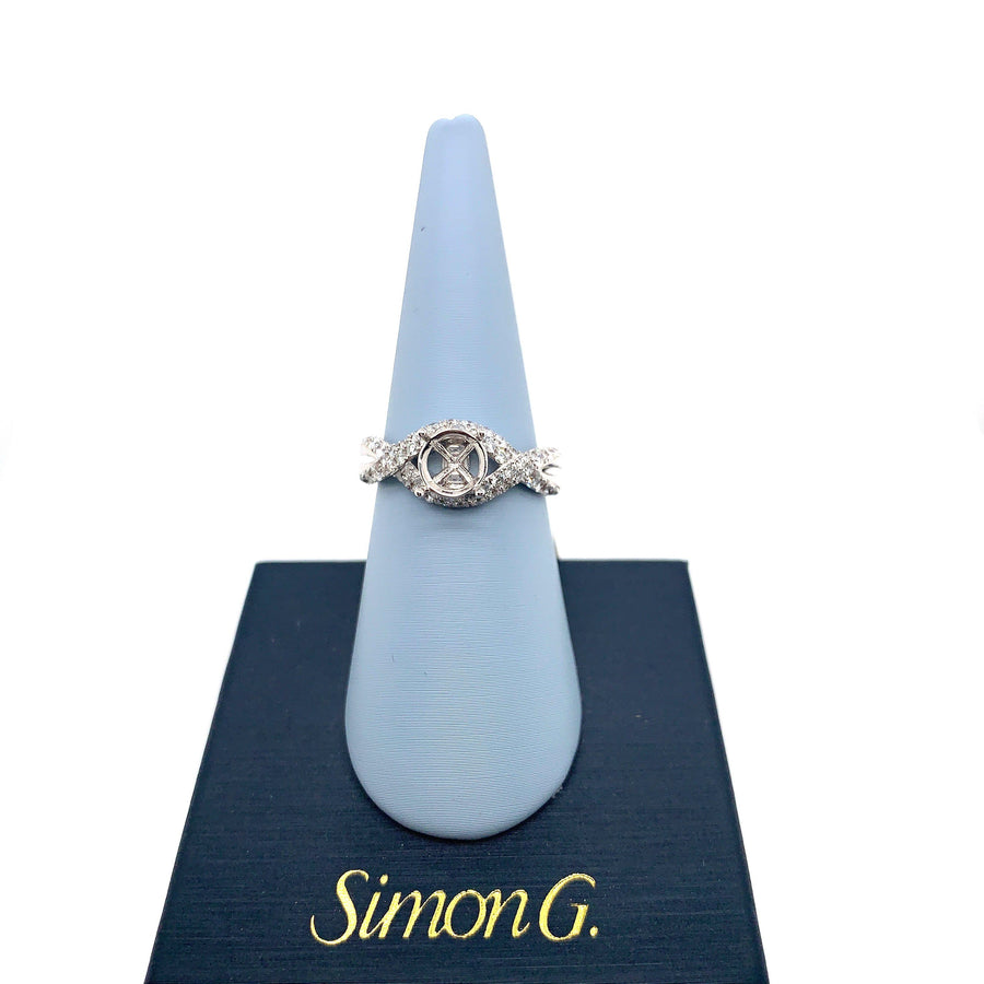 Simon G Simon G - DR253 Engagement Ring - Birmingham Jewelry