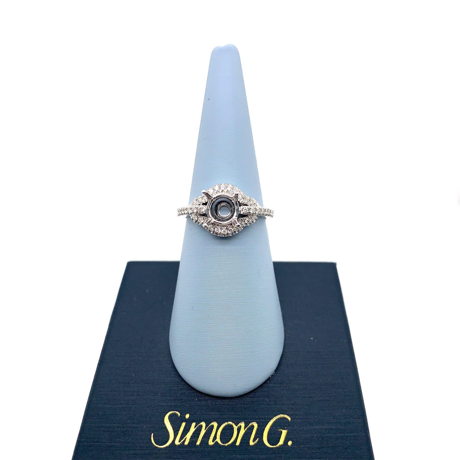 Simon G Simon G - TR155 Engagement Ring - Birmingham Jewelry