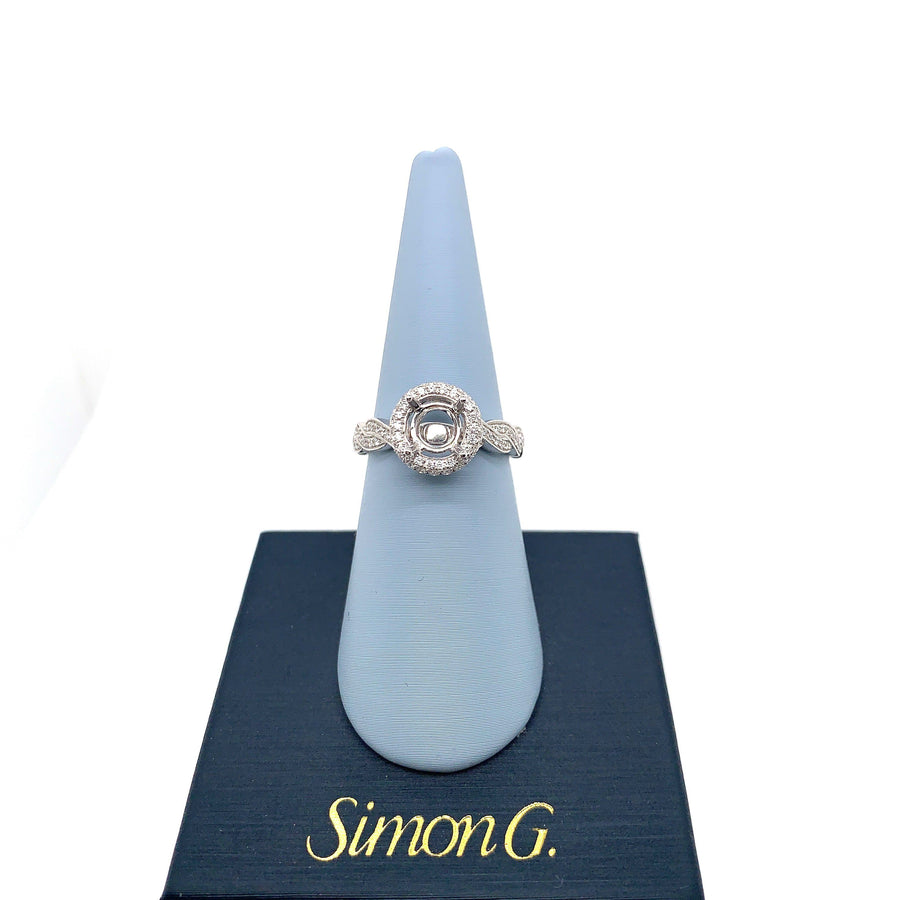 Simon G Simon G - MR2133 Engagement Ring - Birmingham Jewelry