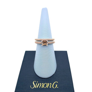 Simon G Simon G - LP1846 Engagement Ring Set - Birmingham Jewelry