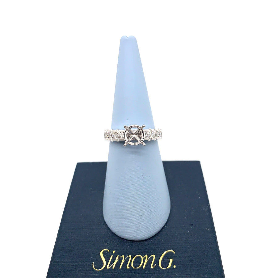Simon G Simon G - DR305 Engagement Ring - Birmingham Jewelry
