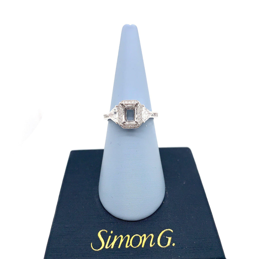 Simon G Simon G - MR2400 Engagement Ring - Birmingham Jewelry