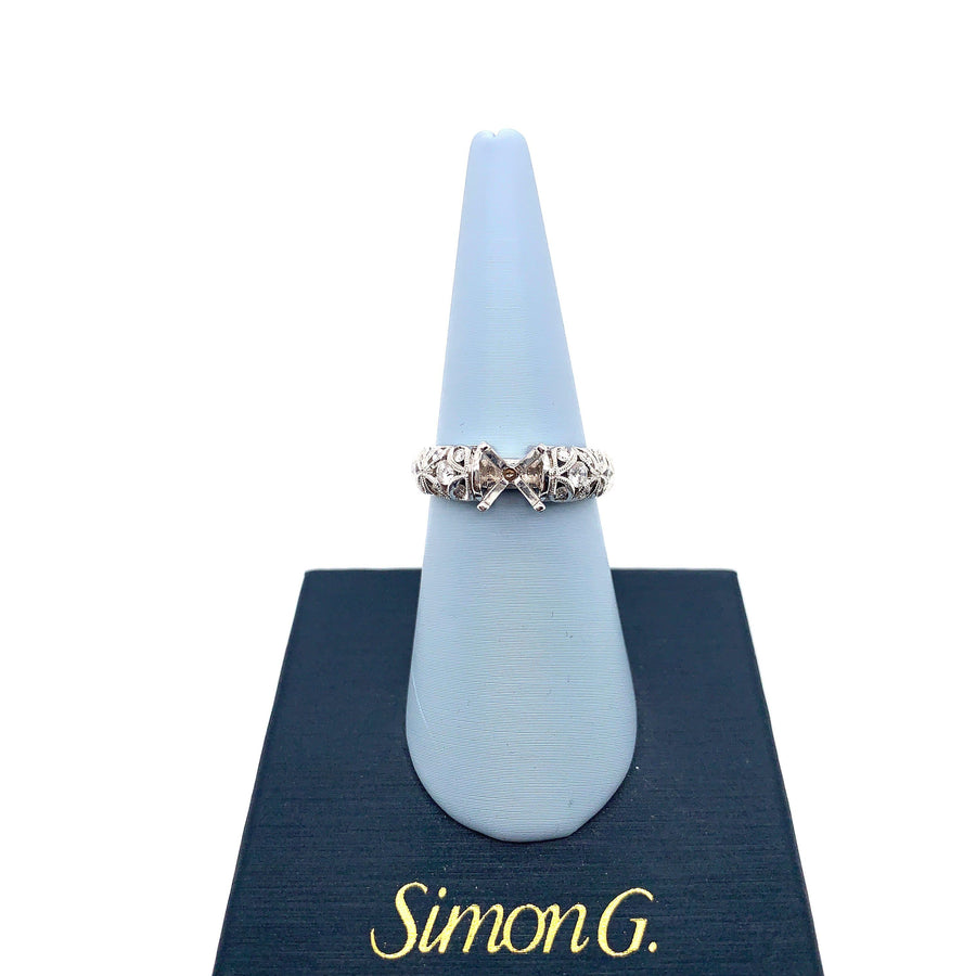 Simon G Simon G - LP1582 Engagement Ring - Birmingham Jewelry