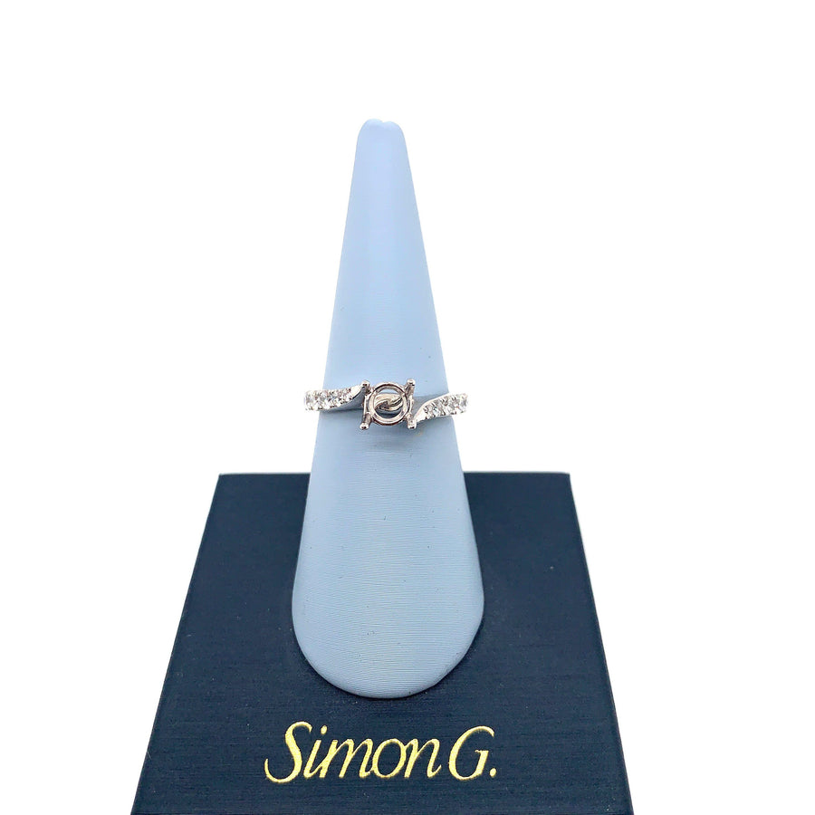 Simon G Simon G -MR238 Engagement Ring - Birmingham Jewelry