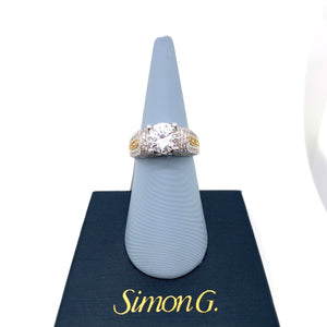 Simon G Simon G - LP1674 Engagement Ring - Birmingham Jewelry