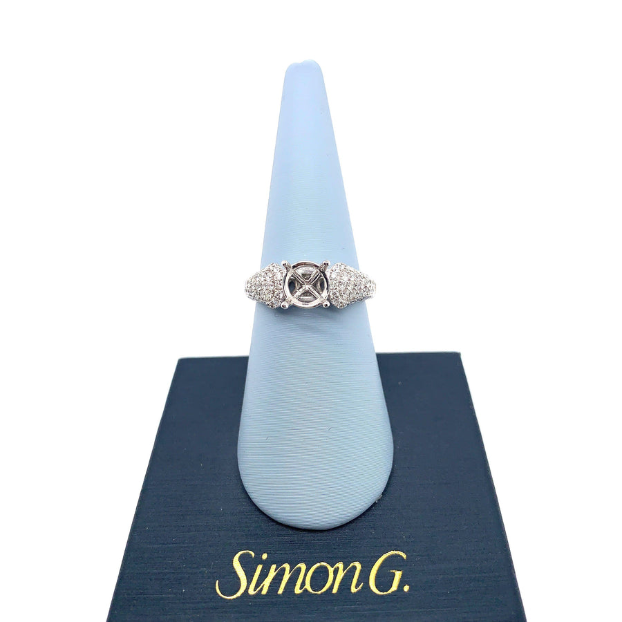 Simon G Simon G - DR332 Engagement Ring - Birmingham Jewelry