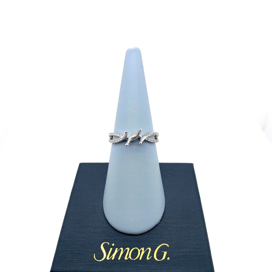 Simon G Simon G - DR234-D Engagement Ring - Birmingham Jewelry