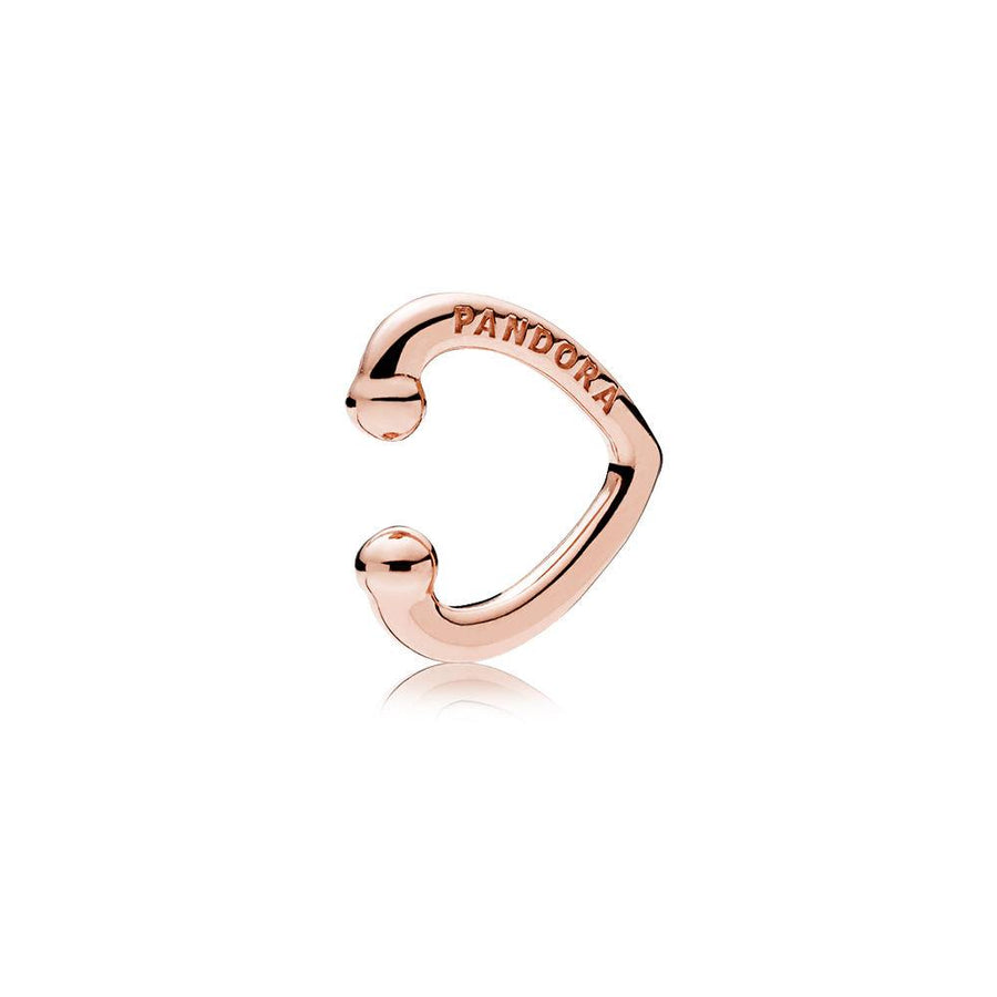 Pandora - 287214 - Open Heart Ear Cuff