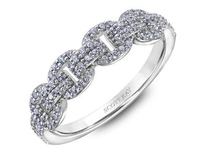 SCOTT KAY Scott Kay - SK6028 - Embrace (Band) Wedding Band - Birmingham Jewelry