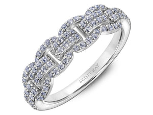 SCOTT KAY Scott Kay - SK6034 - Embrace (Band) Wedding Band - Birmingham Jewelry