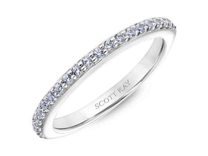 Scott Kay - SK6035 - Embrace (Band), Wedding Band, SCOTT KAY - Birmingham Jewelry