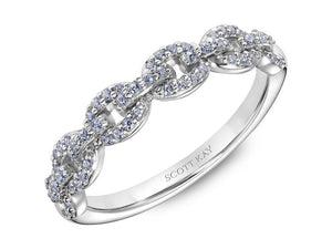 SCOTT KAY Scott Kay - SK6037 - Embrace (Band) Wedding Band - Birmingham Jewelry