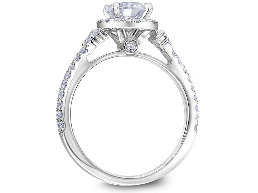 Scott Kay - SK8028 - Luminaire, Engagement Ring, SCOTT KAY - Birmingham Jewelry