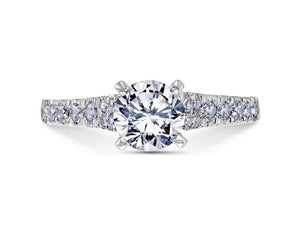 Scott Kay - SK8053 - Luminaire, Engagement Ring, SCOTT KAY - Birmingham Jewelry
