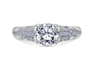 Scott Kay - SK8081 - Luminaire, Engagement Ring, SCOTT KAY - Birmingham Jewelry