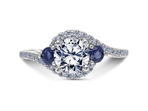 Scott Kay - SK8144 - Luminaire, Engagement Ring, SCOTT KAY - Birmingham Jewelry