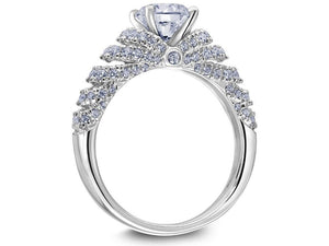 Scott Kay - SK8231 - Luminaire, Engagement Ring, SCOTT KAY - Birmingham Jewelry