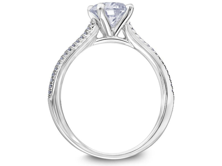 Scott Kay - SK8377 - Luminaire, Engagement Ring, SCOTT KAY - Birmingham Jewelry