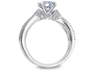 Scott Kay - SK8398 - Luminaire, Engagement Ring, SCOTT KAY - Birmingham Jewelry
