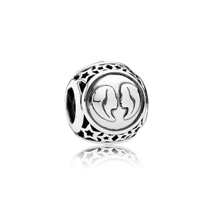 Pandora - 791938 - Gemini Star Sign (Retired)