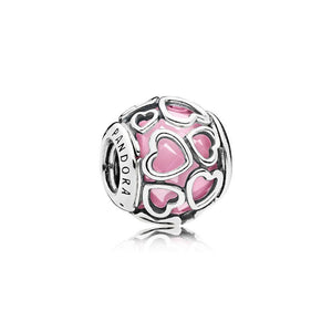 Pandora - 792036PCZ - Encased in Love Charm