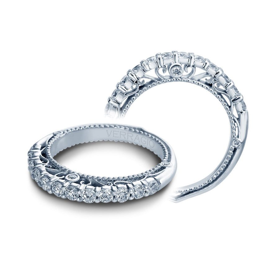 Verragio VENETIAN-5010W Wedding Band - Birmingham Jewelry