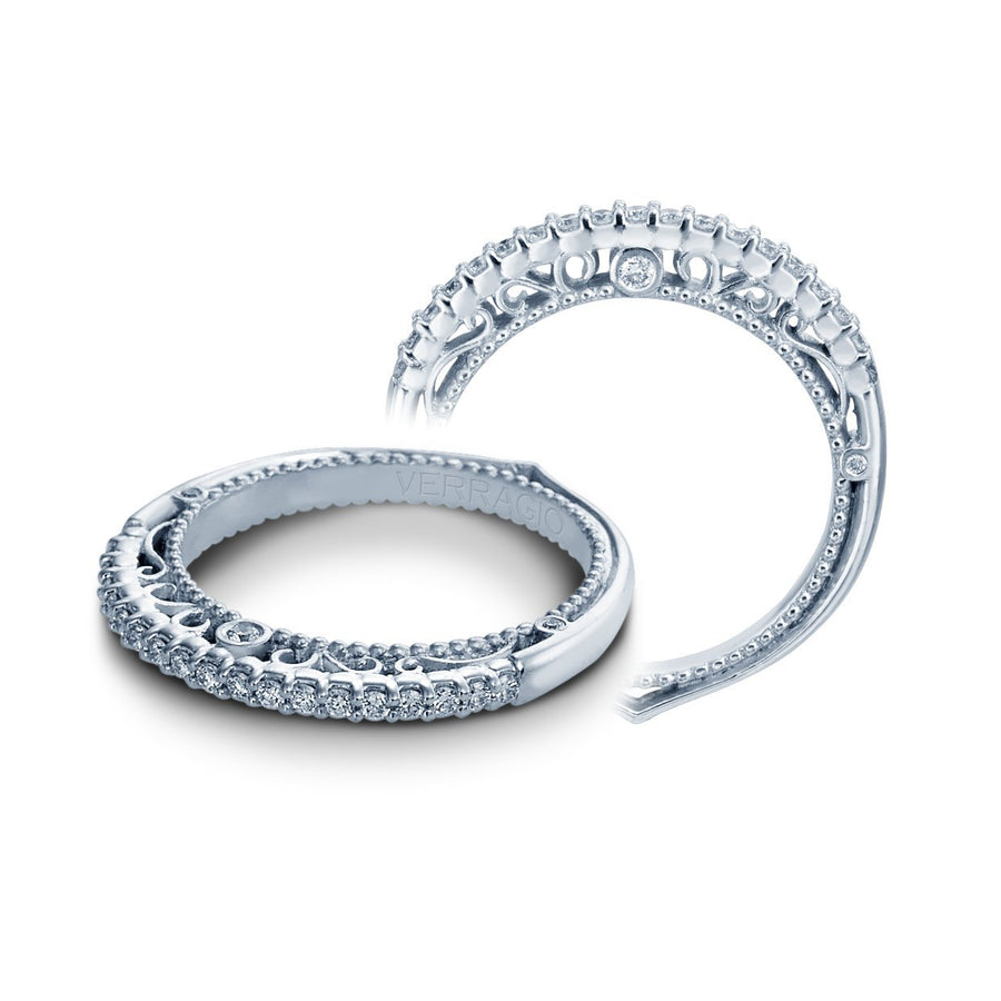 Verragio VENETIAN-5022W Wedding Band - Birmingham Jewelry