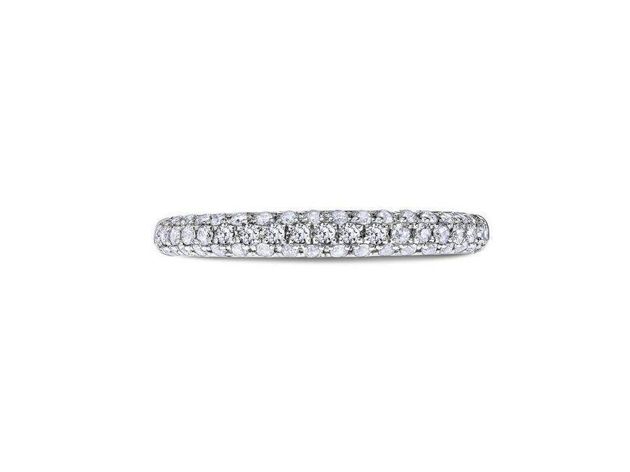SCOTT KAY Scott Kay - SK7160 - Crown Setting (Band) Wedding Band - Birmingham Jewelry