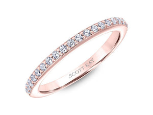 Scott Kay - SK6032 - Luminaire (Band), Wedding Band, SCOTT KAY - Birmingham Jewelry