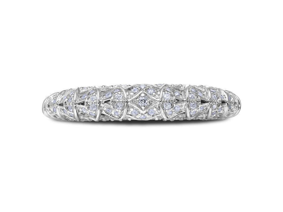 SCOTT KAY Scott Kay - SK6022 - Heaven's Gates (Band) Wedding Band - Birmingham Jewelry