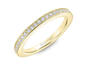 Scott Kay - SK6025 - Luminaire (Band), Wedding Band, SCOTT KAY - Birmingham Jewelry