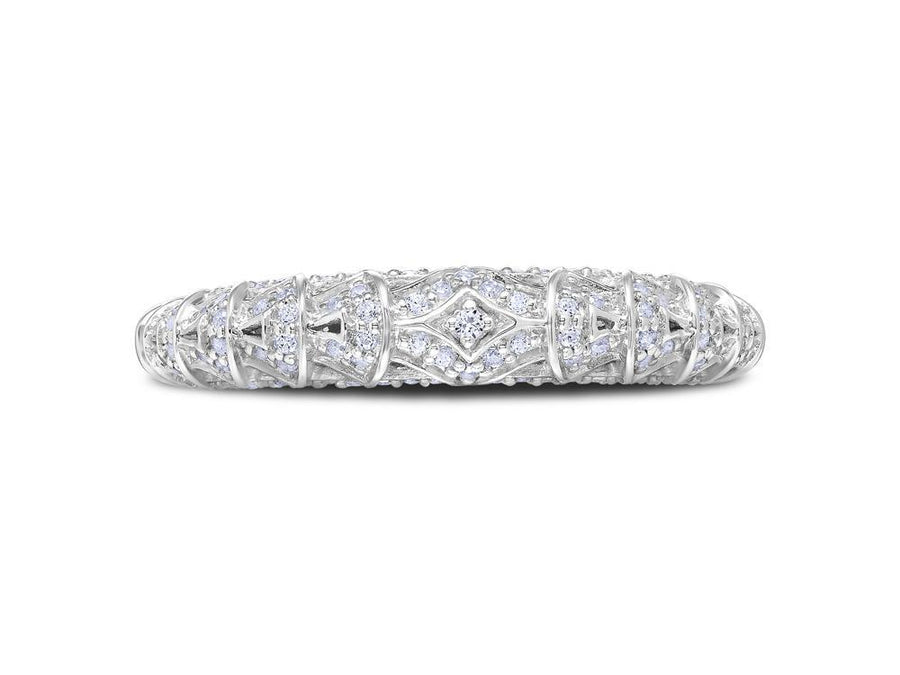 SCOTT KAY Scott Kay - SK6023 - Heaven's Gates (Band) Wedding Band - Birmingham Jewelry