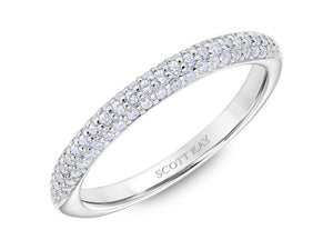 SCOTT KAY Scott Kay - SK6020 - Heaven's Gates (Band) Wedding Band - Birmingham Jewelry