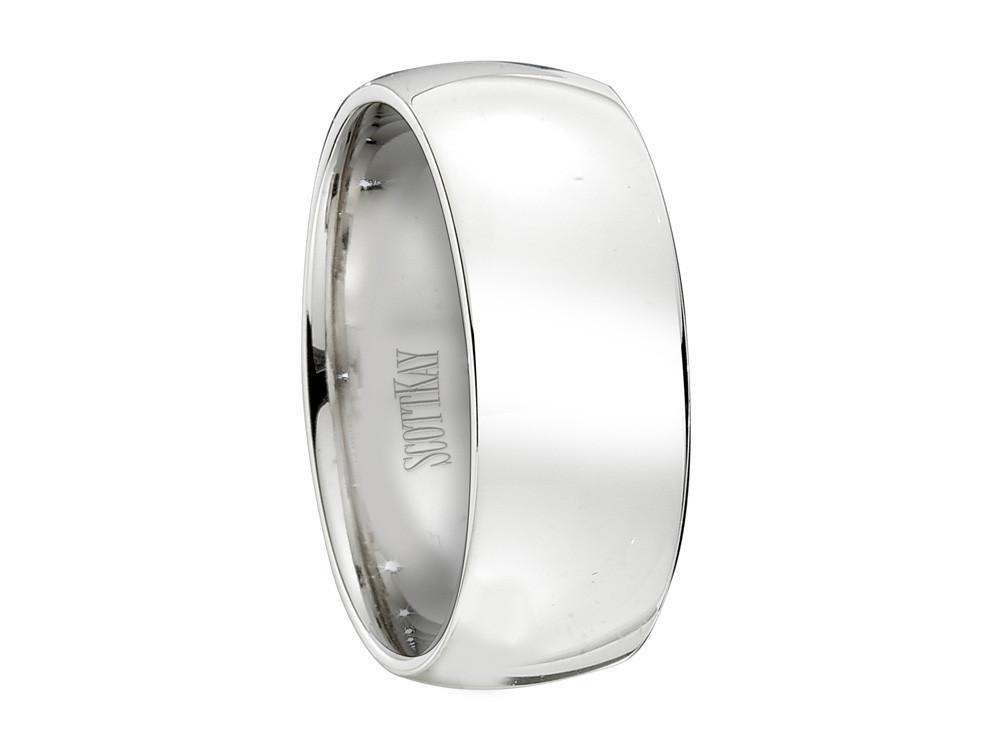 Scott Kay - SK7858 - Luminaire, Wedding Band, SCOTT KAY - Birmingham Jewelry