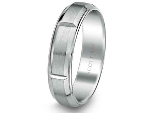 Scott Kay - SK7754 - Luminaire, Wedding Band, SCOTT KAY - Birmingham Jewelry