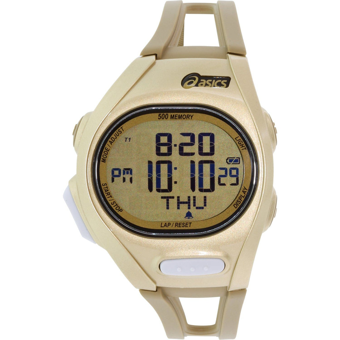 Asics Watch gold