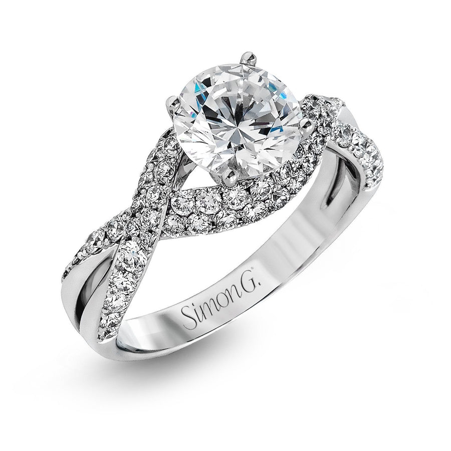 Simon G - DR253, Engagement Ring, Simon G - Birmingham Jewelry