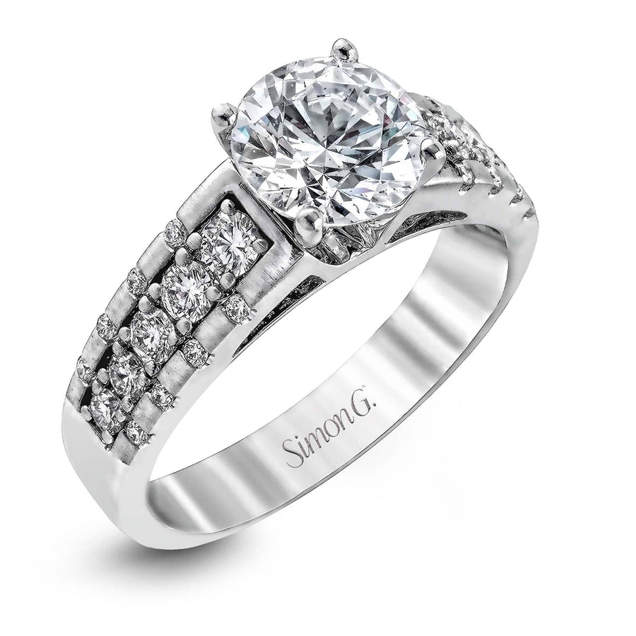 Simon G - DR305, Engagement Ring, Simon G - Birmingham Jewelry