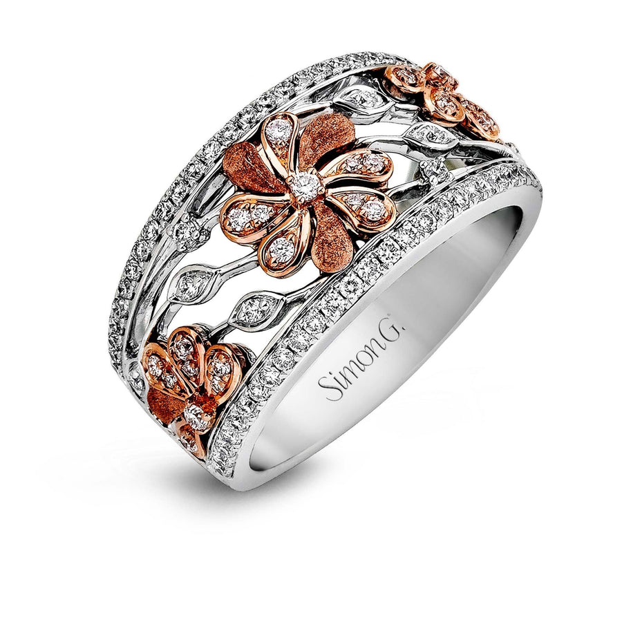 Simon G Simon G - DR312 Women's Band - Birmingham Jewelry