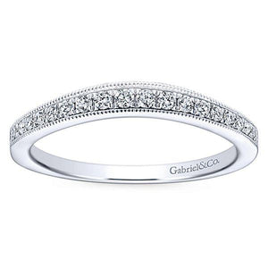 Gabriel & Co. - WB12650E4W44JJ, Wedding Band, Gabriel & Co. - Birmingham Jewelry