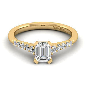 Gabriel & Co. - ER11755R3W44JJ, Engagement Ring, Gabriel & Co. - Birmingham Jewelry