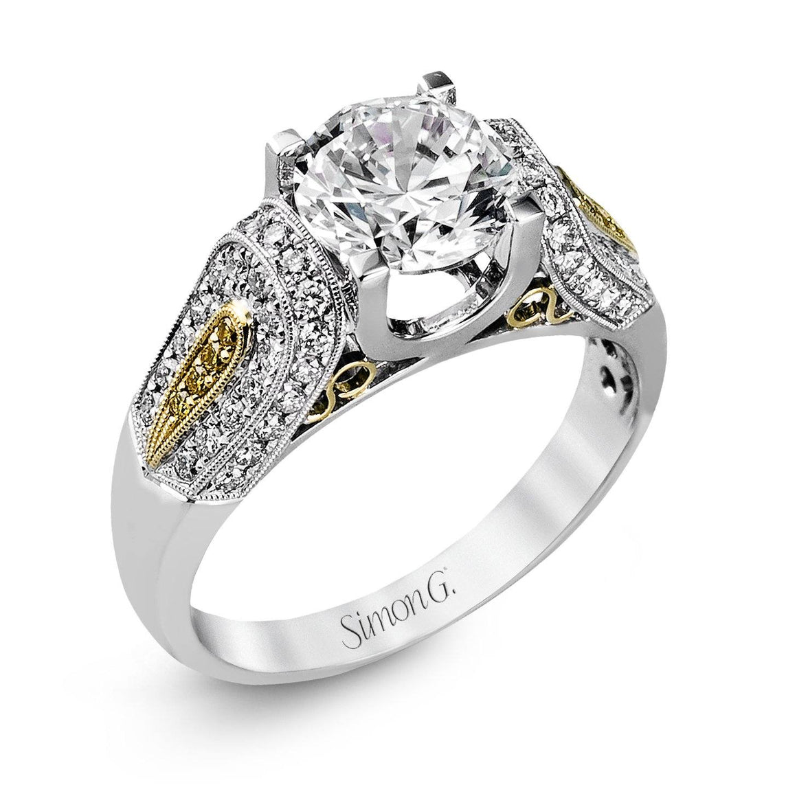 Simon G - LP1674, Engagement Ring, Simon G - Birmingham Jewelry